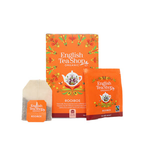English Tea Shop Roobios (6x20 Tea Bags)