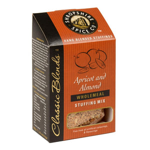Shropshire Spice Co Apricot & Almond Wholemeal Stuffing Mix (6x150g)
