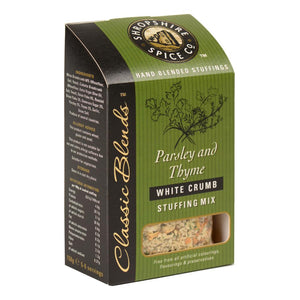 Shropshire Spice Co Parsley & Thyme White Crumb Stuffing Mix (6x150g)