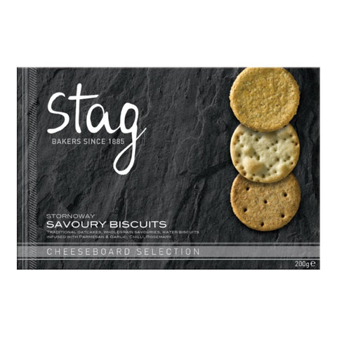 Stag Bakery Savoury Selection Box (6x200g)