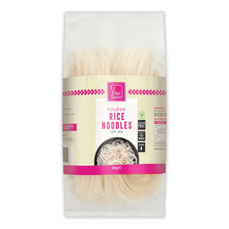 Thai Taste Folded Rice Noodles (6x200g)