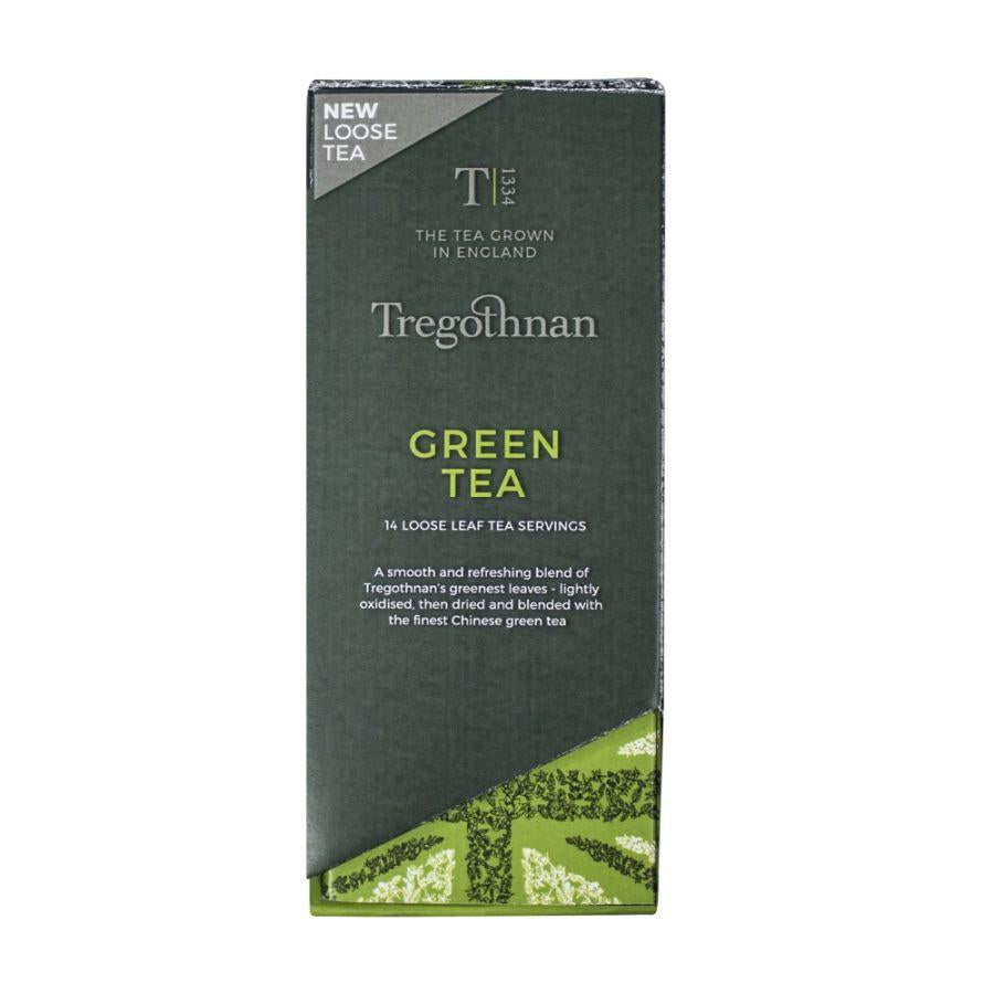 Tregothnan Green Loose Leaf Tea (6x35g)