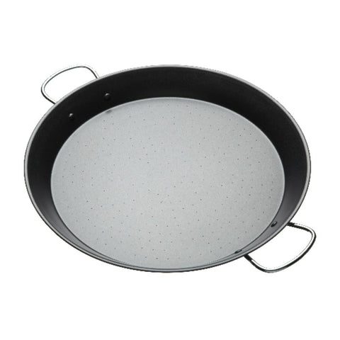 World of Flavours 40cm Non-Stick Paella Pan