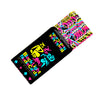 Ryan McGinness – Blacklight Nudie Cards