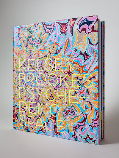Copy of KELSEY BROOKES | Psychedelic Space Book (signed)