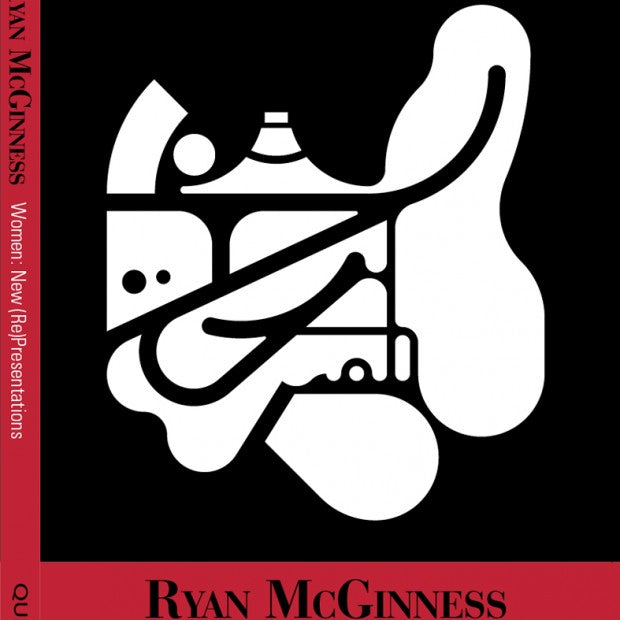Ryan McGinness – Women: New (Re)Presentations | Signed, Limited Edition Book