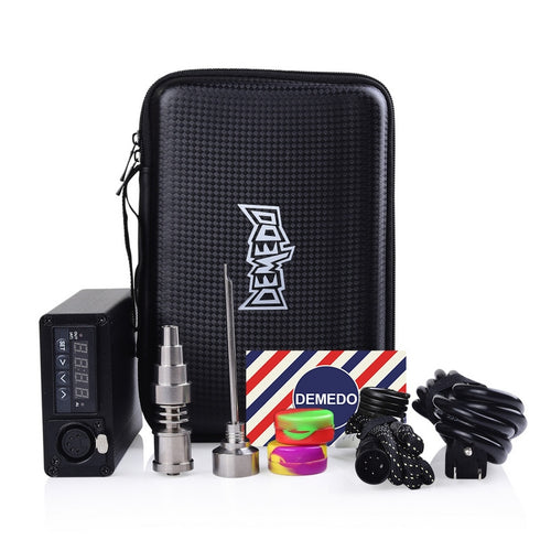 Enail for dabbing kit titanium nail portable for sale at cheap price fit for 10/14/18mm male and female nectar collector