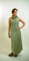 CANYON DRESS IN OLIVE