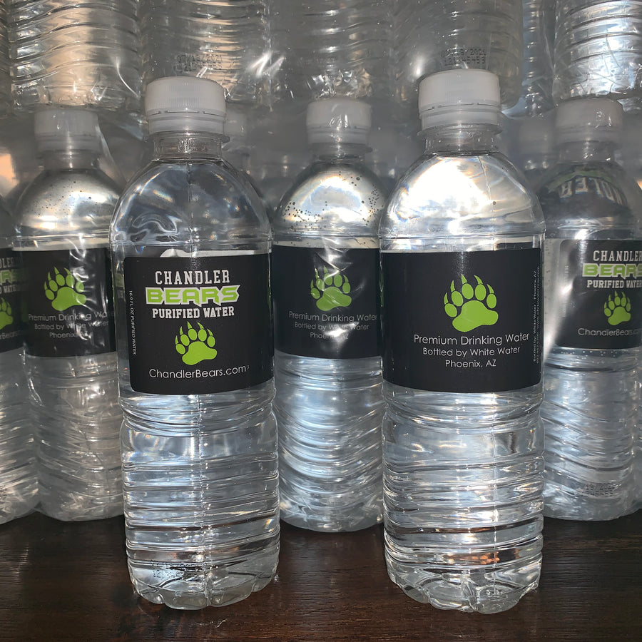 Chandler Bears Bottled Water - 1