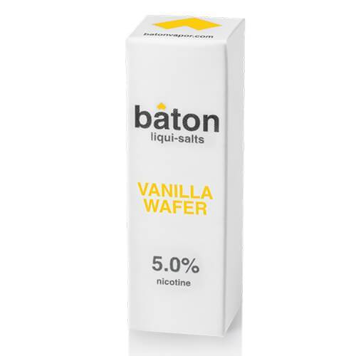 Baton - Vanilla Wafer eJuice - 10ml