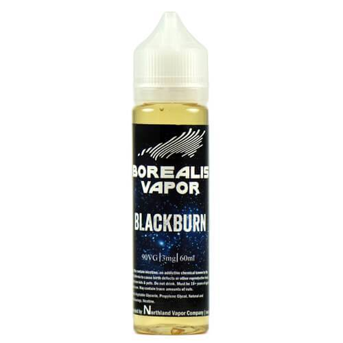 Borealis Vapor - Blackburn - 60ml