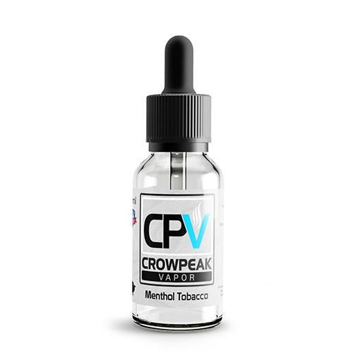 CPV Signature Series by Crow Peak Vapor - Menthol Tobacco - 120ml