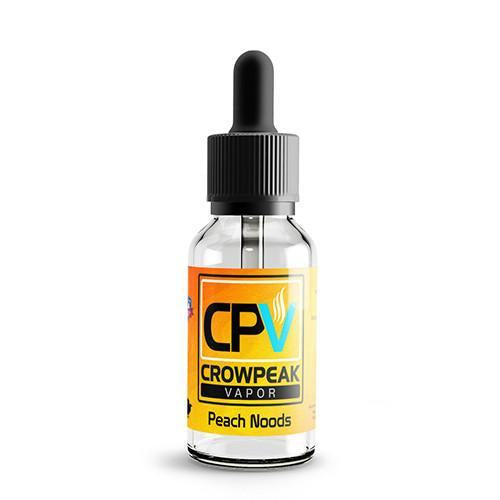 CPV Signature Series by Crow Peak Vapor - Peach Noods - 120ml