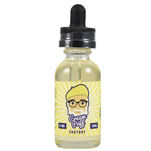 Cream Puff Factory - Banana - 30ml