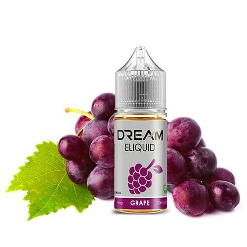 Dream MTL eLiquid - Grape - 30ml