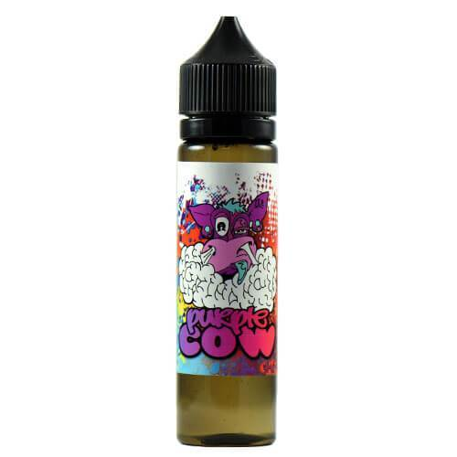 Fog Chaser Vapes - Purple Cow eJuice - 60ml