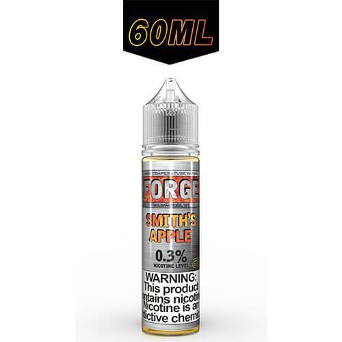 Forge Vapor eLiquids - Smith's Apple - 60ml