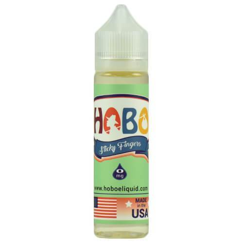 Hobo eJuice - Sticky Fingers - 60ml