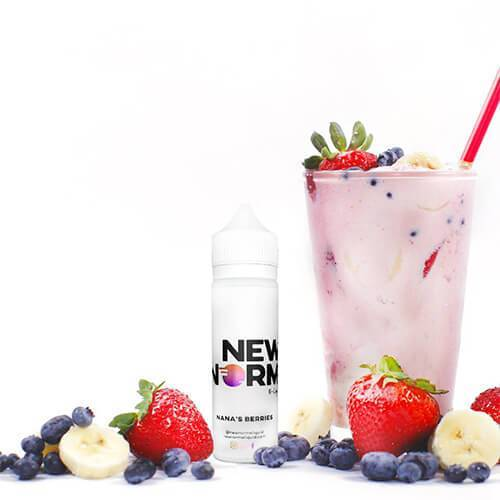 New Norm eLiquid - Nana's Berries - 60ml