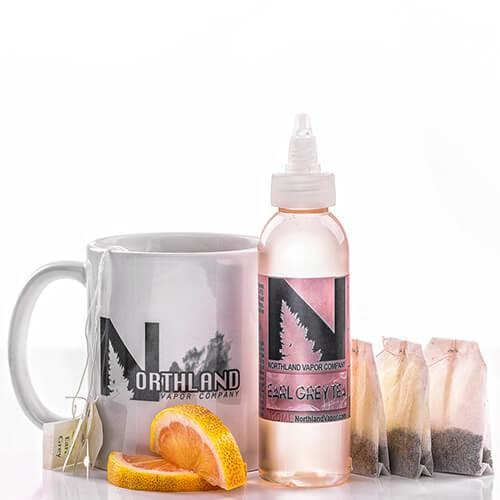 Northland Vapor - Earl Grey Tea - 120ml