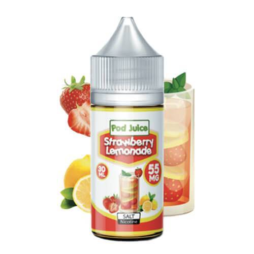 Pod Juice - Strawberry Lemonade - 30ml