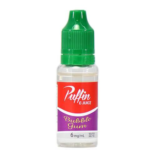 Puffin E-Juice - Bubble Gum - 15ml