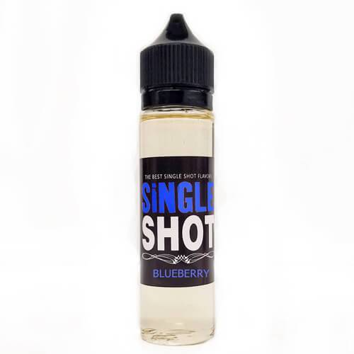 Single Shot eJuice - Blueberry - 60ml