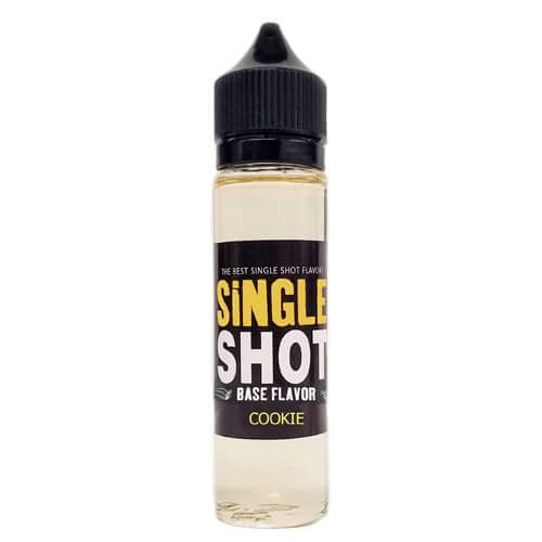 Single Shot eJuice - Cookie - 60ml