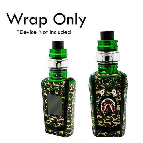 Smok Species Wrap by VCG Customs