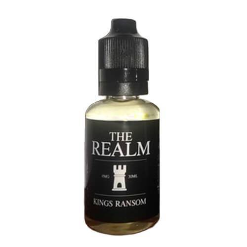 The Realm eJuice - Kings Ransom - 30ml