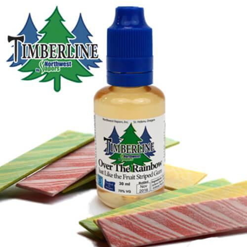 Timberline - Over The Rainbow - 60ml