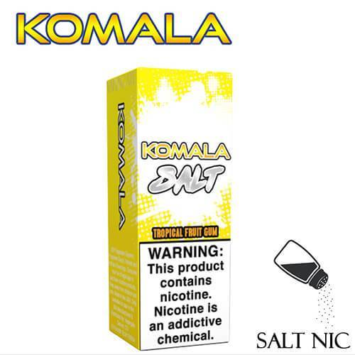 Vapergate eLiquid - Komala SALT - 30ml