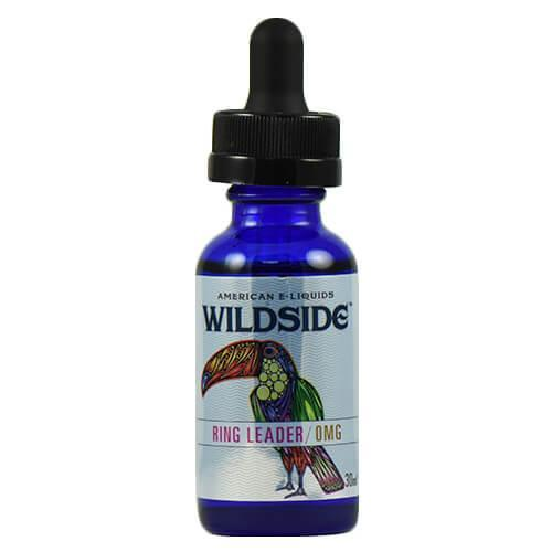 Wildside eJuice - Ring Leader - 30ml