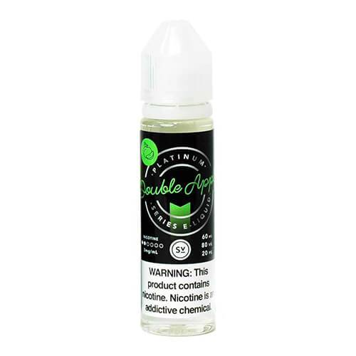 Platinum Series by Simply Vapour - Double Apple - 60ml