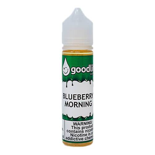 Good Life Vapor - Blueberry Morning - 120ml