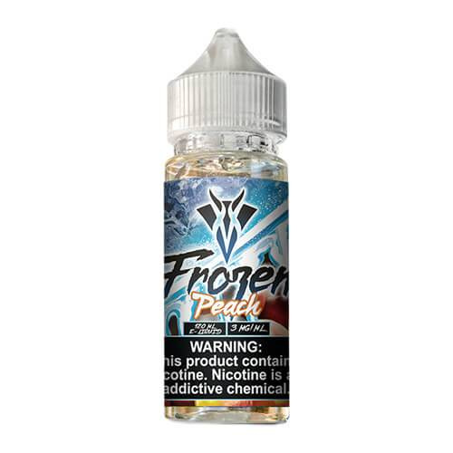 Frozen eJuice by Vango Vapes - Frozen Peach - 120ml