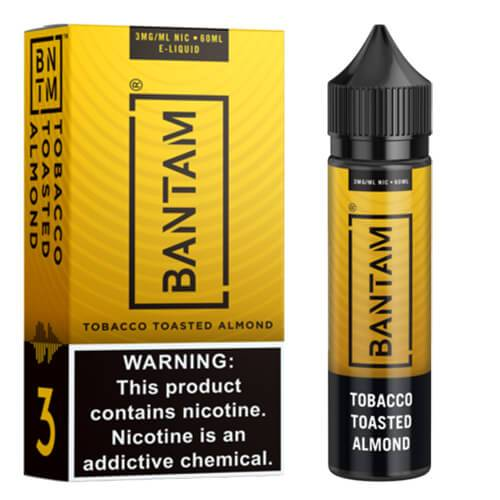 Bantam - Tobacco Toasted Almond - 60ml