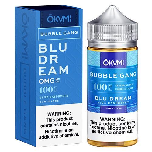 Bubble Gang E-Liquid - Blu Dream - 100ml