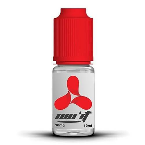 Nic'It Flavorless E-Liquid - Flavorless - 10ml