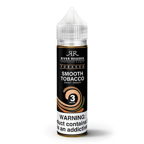 River Reserve - Tobacco Collection - Smooth Tobacco - 60ml