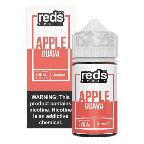 Reds Apple EJuice - Reds Guava - 60ml