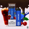 SEXIBAR - Cherry Blue Cola - Disposable Vape Bar - 1000 Puffs