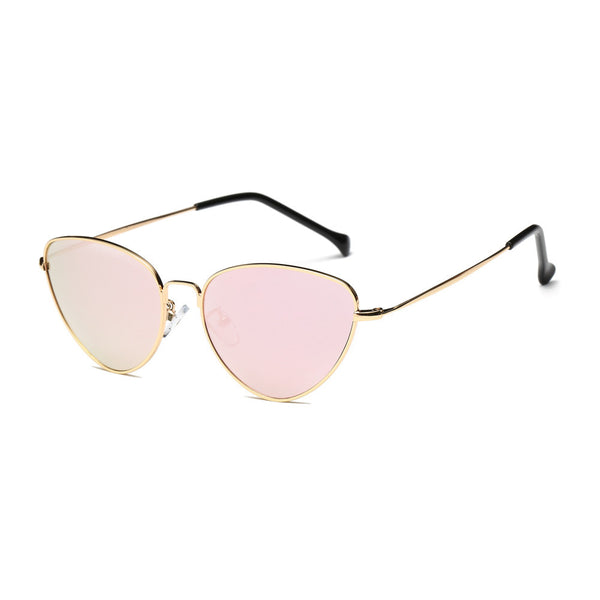Women's Cat Eye Aviator Sunglasses