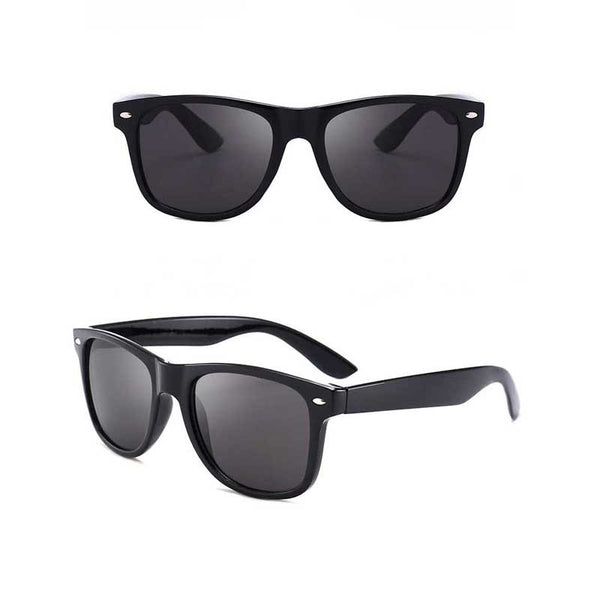 Men's Classic Wayfarer Polarised Sunglasses