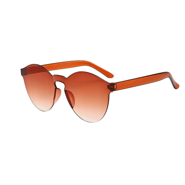 Women's Clear Fashion Sunglasses