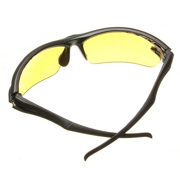Yellow Lens Sports Sunglasses