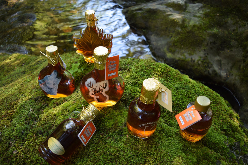 Vermont Maple Syrup - Glass Containers