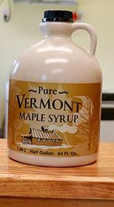 1/2 Gallon Jug Maple Syrup