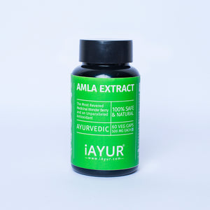 Ayurvedic Medicine - Herbal Amla Extract - iAYUR
