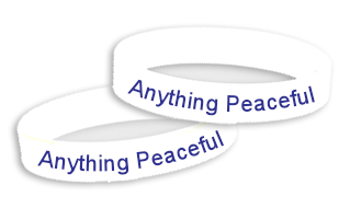 Anything Peaceful Bracelet